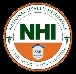 New NHI Logo